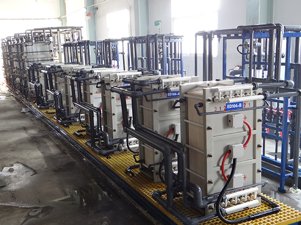 氯化铵废水零排放项目