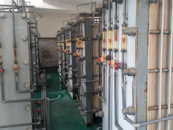 某不锈钢企业HN03、HF混合酸回收项目