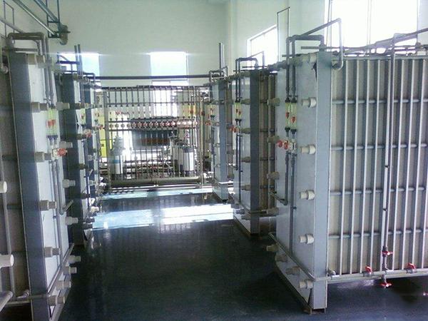 某化成箔企业H2S04、HCI混合酸回收项目