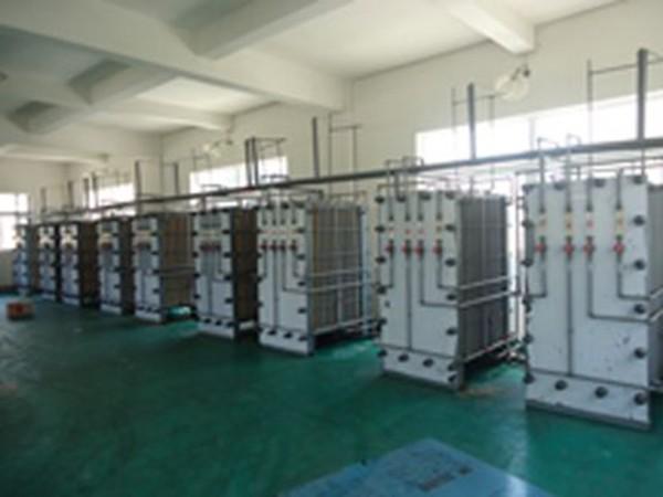 某电子企业H2S04、HN03混合酸回收项目