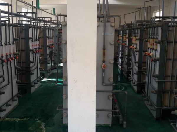 某多晶硅企业HCI、HF混合酸回收项目