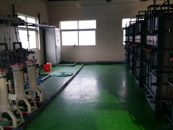 某钢铁酸洗企业H2S04、HCI混合酸回收项目
